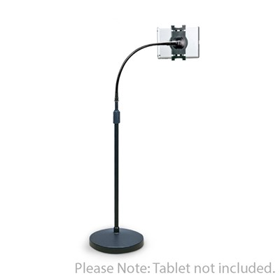 Gooseneck Tablet Floor Stand