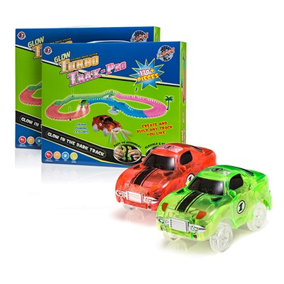 Turbo Trax Pro Twin Pack