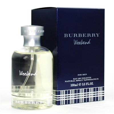 Burberry Weekend Homme Eau De Toilette Spray 100ml