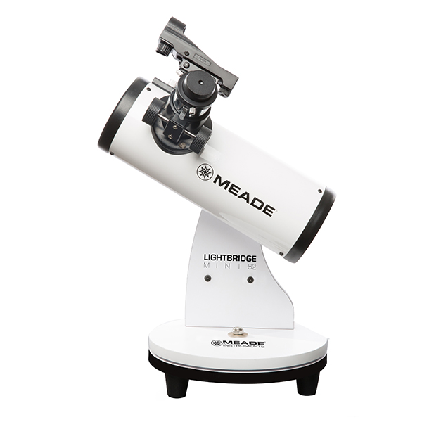 Meade LightBridge Mini 82 Tabletop Telescope No Colour