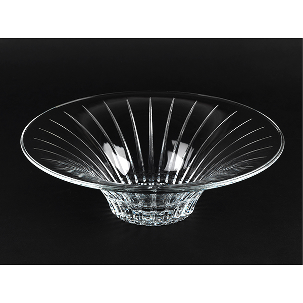 RCR Crystal Timeless Centrepiece Bowl No Colour
