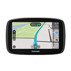 TomTom Start 40 SatNav with 4in Screen, UK Maps and Lifetime Updates