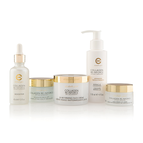 Elizabeth Grant Supercharged Collagen Re-Inforce Firming Collection No Colour