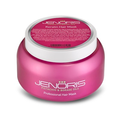 Jenoris Keratin Mask 500ml