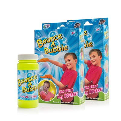 Bounce A Bubble Twin Pack with FREE Refill
