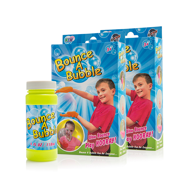 Bounce A Bubble Twin Pack with FREE Refill No Colour
