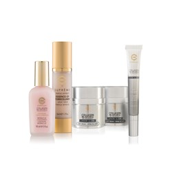 Elizabeth Grant 4pc Collagen Collection with NEW Triple Effect Essence 50ml