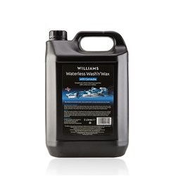 Williams Waterless Wash and Wax 5 Litre Jerry Can