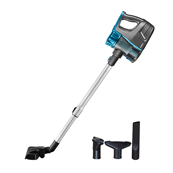 PIFCO Rechargeable 22.2V Cordless Vacuum with Complete Home Accessories and 3 Year Guarantee No Colour
