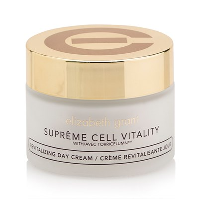 Elizabeth Grant Supreme Cell Vitality Revitalizing Day Cream 50ml