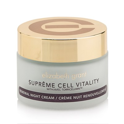 Elizabeth Grant Supreme Cell Vitality Renewal Night Cream 50ml