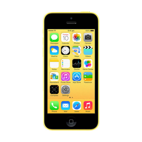 Apple iPhone 5c 8GB - Brand New with 12 Month Apple Warranty Yellow