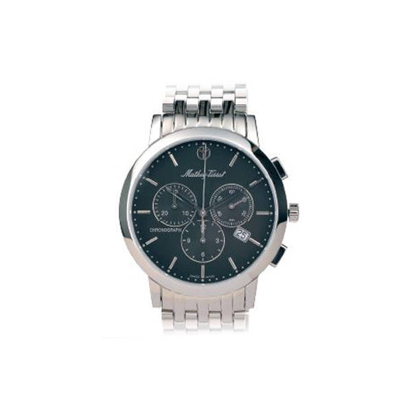 Mathey-Tissot Gents Sport Classic Chronograph with Stainless Steel Case