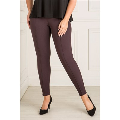 Anamor Pull On Rib Trouser 31 Inch