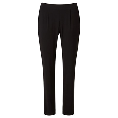Lavitta Tapered Leg Jersey Trousers 29in