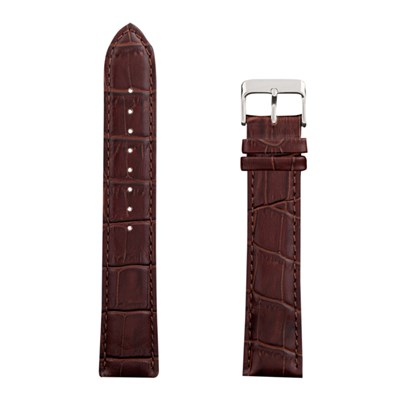 Constantin Weisz Interchangeable Brown Leather Strap