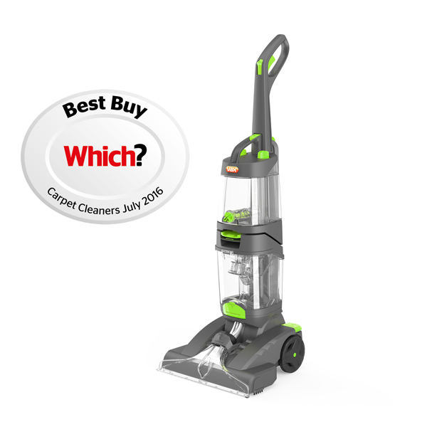 Vax Dual Power Pro Advance Carpet Cleaner with 6 Year Guarantee No Colour