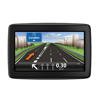 TomTom Start 25 M SatNav with Lifetime Update Western EU Maps