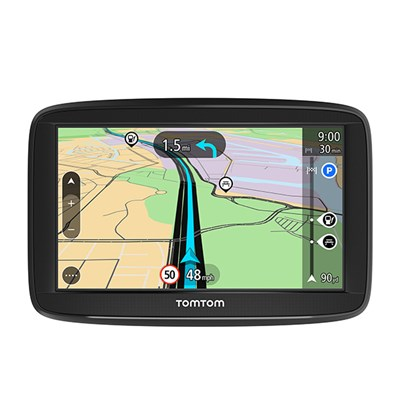 TomTom Start 62 SatNav with Lifetime Update Western EU Maps