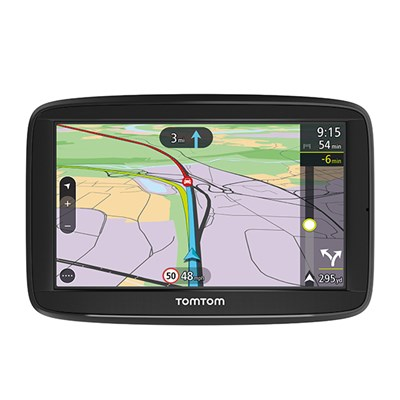 TomTom Via 52 SatNav with Lifetime Update Western EU Maps