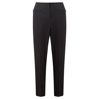 Lavitta Tapered Leg Trousers 27in