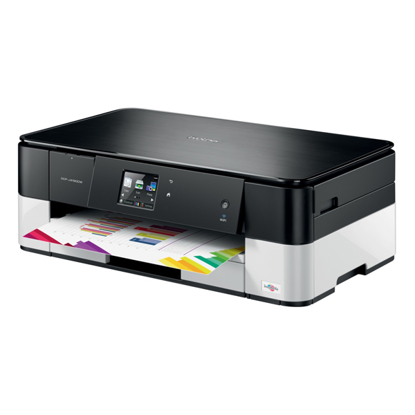 Brother A4 inkjet printer with A3 capabilities DCPJ4120DW 388927