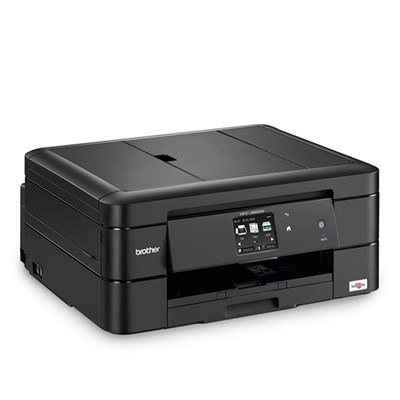Brother Compact A4 all-in-one colour inkjet printer with fax MFC-J680DW