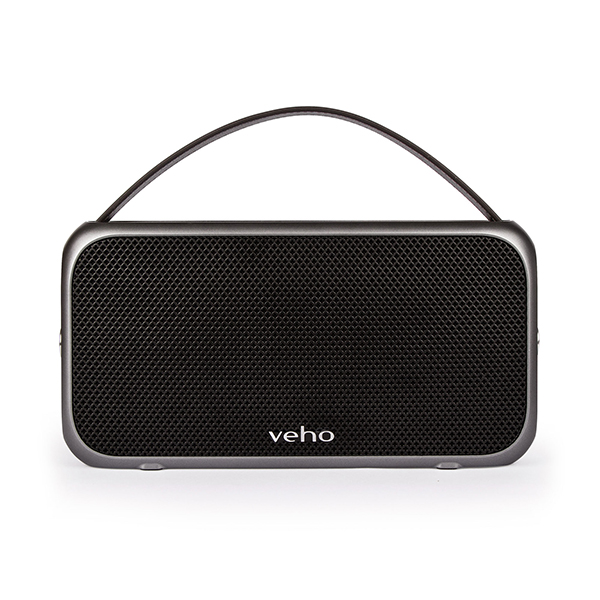 Veho M7 Mode Retro Water Resistant Speaker No Colour