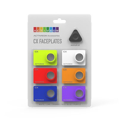 Activeon CX Faceplate Kit