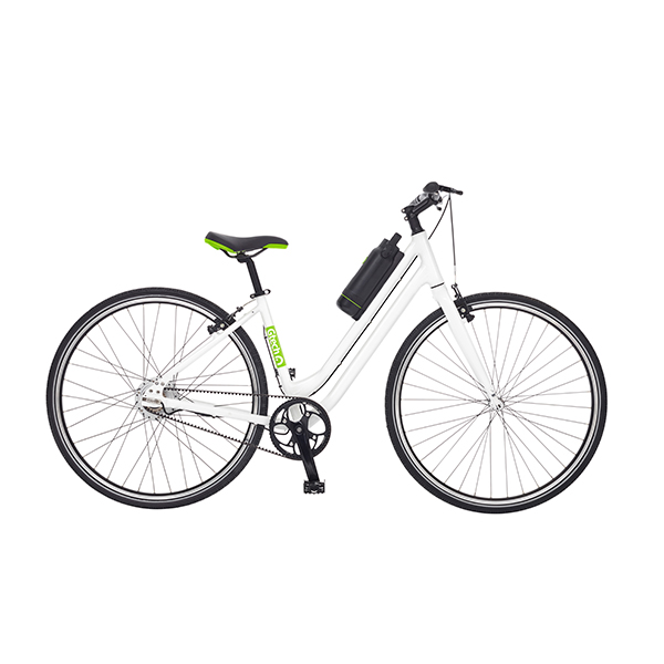 Gtech City Electric Bike White