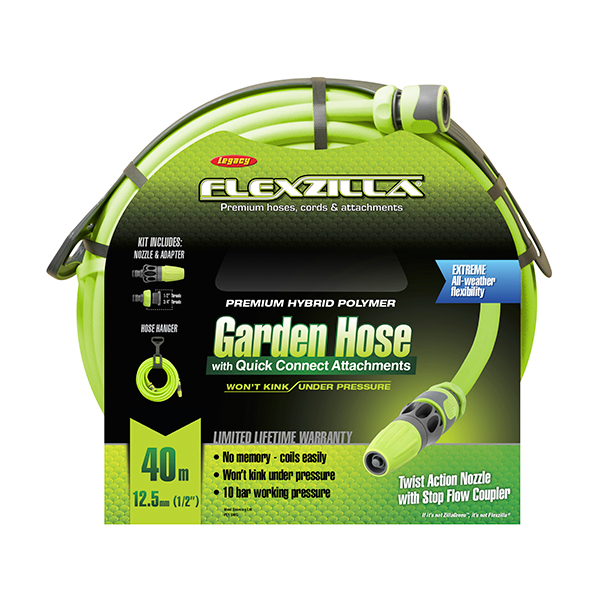 Flexzilla Garden Hose - 40m No Colour