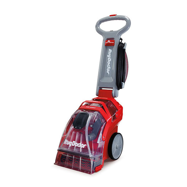 Rug Doctor Upright Deep Carpet Cleaner with Upholstery and Stair Tools and Detergent No Colour