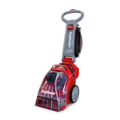 Rug Doctor Upright Deep Carpet Cleaner with Upholstery and Stair Tools and Detergent