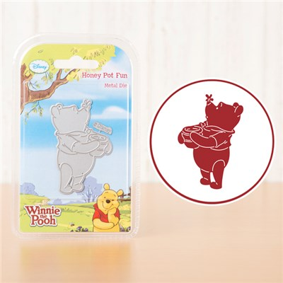 Disney Winnie the Pooh Honey Pot Fun Die