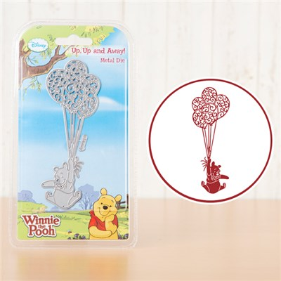 Disney Winnie the Pooh Up, Up and Away Die