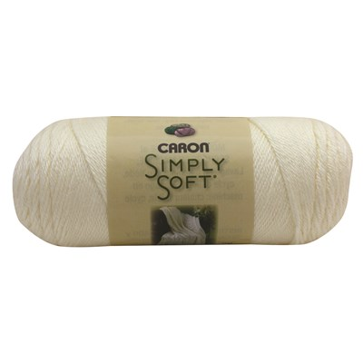 Caron Simply Soft Off White 170g - 6oz