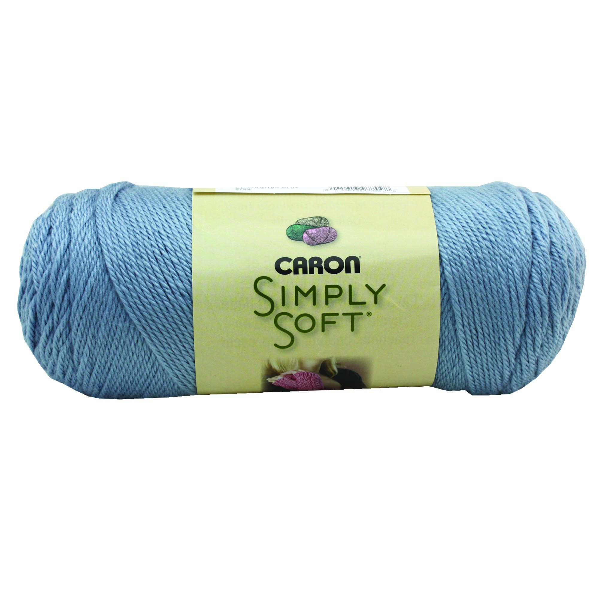 Caron Simply Soft Lt Country Blue 170g - 6oz