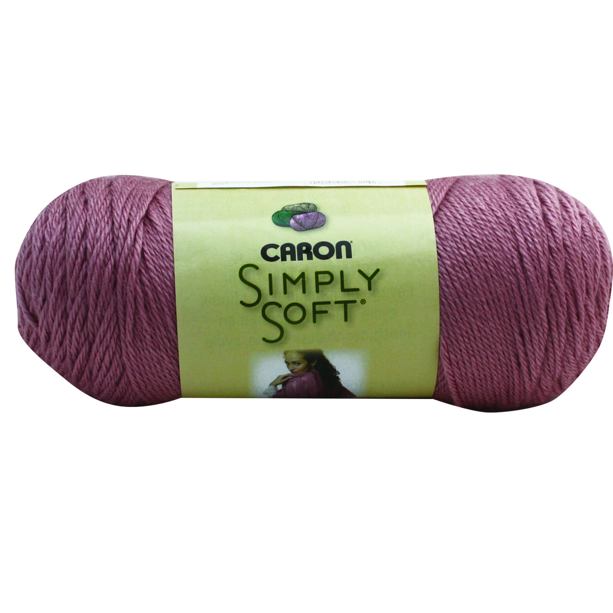 Caron Simply Soft Victorian Rose 170g - 6oz