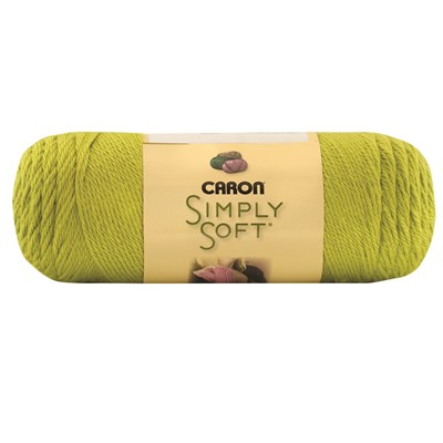Caron Simply Soft Chartreuse 3-6Oz