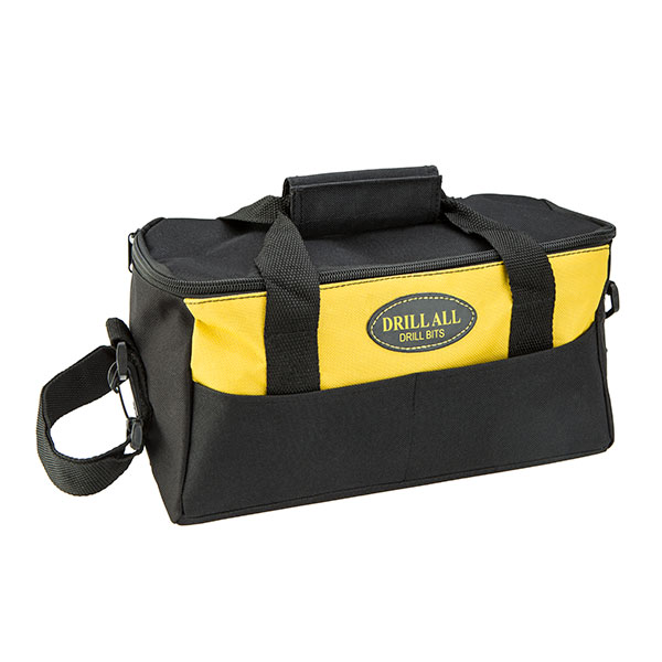 Drill All Drill Bits Tool Bag No Colour
