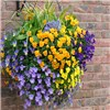 15inch Large Easy Fill Hanging Basket with 8 Gates