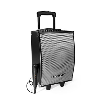 Intempo Wireless Tailgate Music Suitcase Speaker