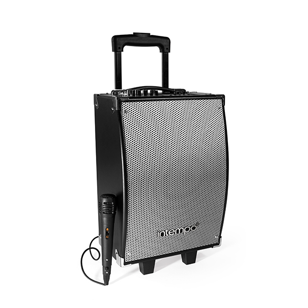 Intempo Wireless Tailgate Music Suitcase Speaker 390291