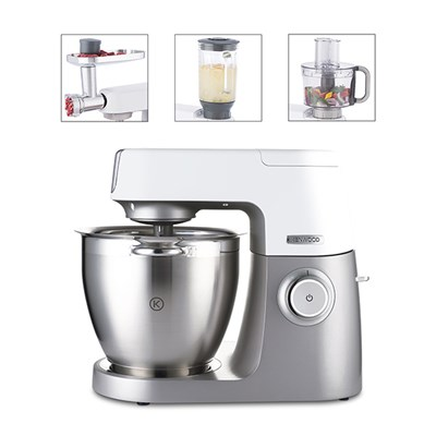 Kenwood Chef Sense XL Kitchen Machine with 3 attachments