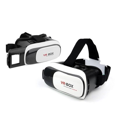 VR Box 2.0 Virtual Reality Headset - Two Pack