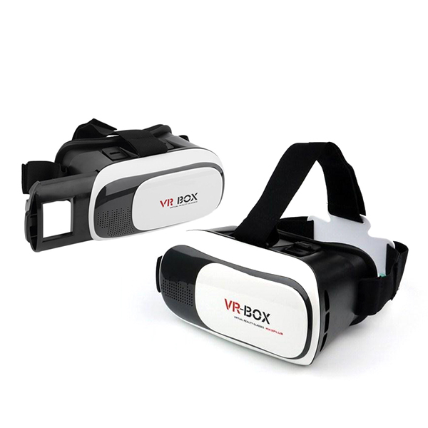 VR Box 2.0 Virtual Reality Headset - Two Pack No Colour