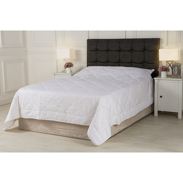 Downland Wool Filled Duvet Double Size No Colour