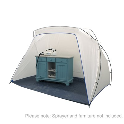Wagner Painting and Decorating Spray Tent