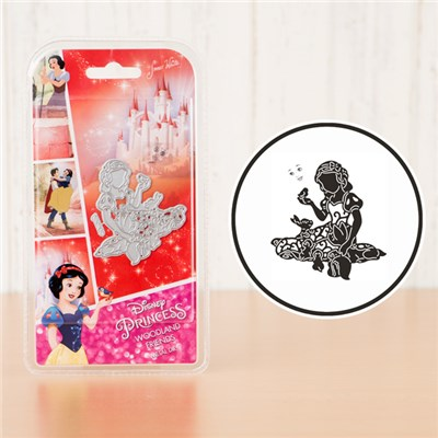 Disney Snow White Woodland Friends Die and Face Stamp