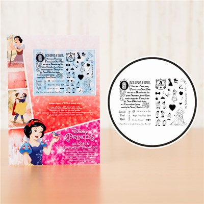 Disney Snow White Stamp Sets